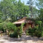 Le Mas de la Perouse , Ardeche, Villa Effine, Vue Extérieure 3