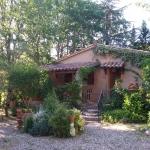 Le Mas de la Perouse , Ardeche, Villa Effine, Vue Extérieure 9