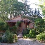Le Mas de la Perouse , Ardeche, Villa Effine, Vue Extérieure 10