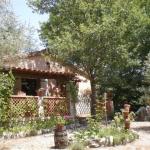 Le Mas de la Perouse , Ardeche, Villa Villa Jeanne, Vue Extérieure 8