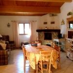 Villa Effine, Le Mas de la Pérouse, Ardèche vue intérieure 01