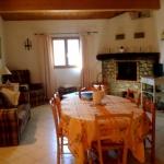 Villa Effine, Le Mas de la Pérouse, Ardèche vue intérieure 14