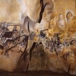 La grotte Chauvet panorama , Ardèche, Vallon Pont D'arc
