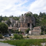 La beaume , Ardèche