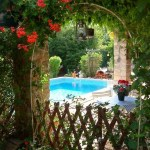Le Mas de la Pérousse, Ardèche, vue d'ensemble, Vue d'ensemble 4