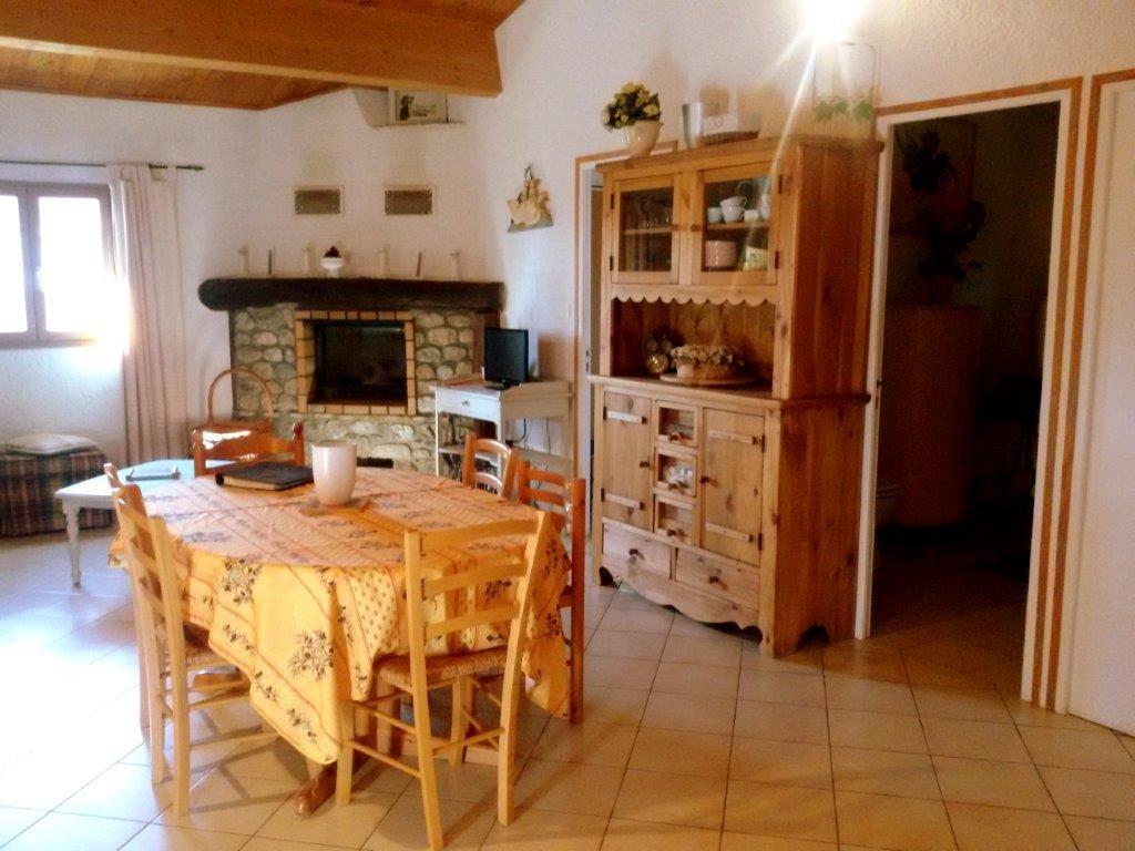 Villa EFFINE intérieur - Le Mas de la Perouse